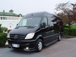 Harrisburg Party Bus Rental